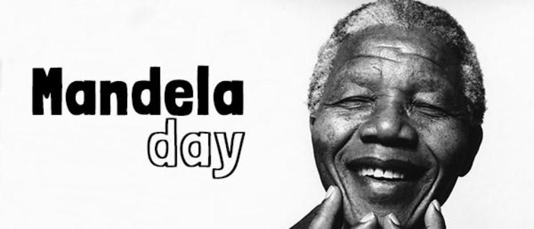 Article : Mandela Day symbole d'activisme?