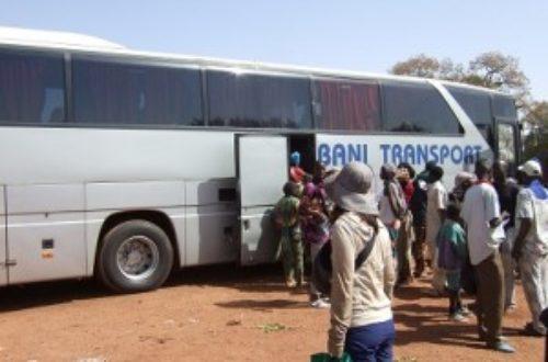 Article : Mon pénible et excitant voyage en bus de Bamako à Accra