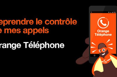 Article : Orange Téléphone, une application utile et agréable!